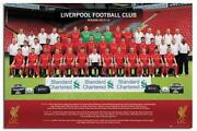 Liverpool Team Poster