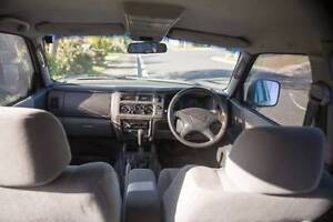 2003 Mitsubishi Challenger Wagon Burnie Burnie Area Preview
