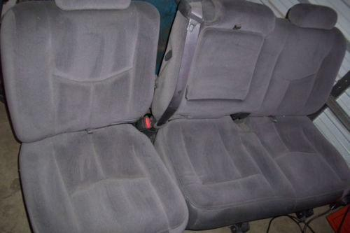 on Chevy Truck Bench Seat Covers