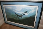 Signed Aircraft Prints