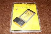PCMCIA USB Adapter