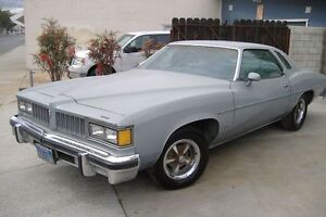 Wanted 1977 Lemans Sport Coupe