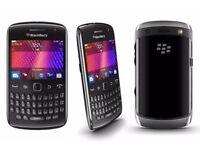 BlackBerry Curve 9360 unlocked, in Black, 2GB SD Card