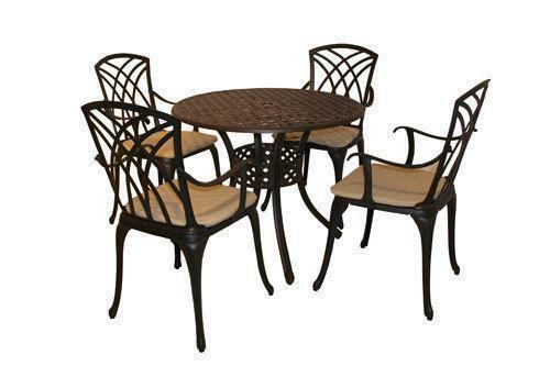 abdc14301c81 Metal Garden Furniture