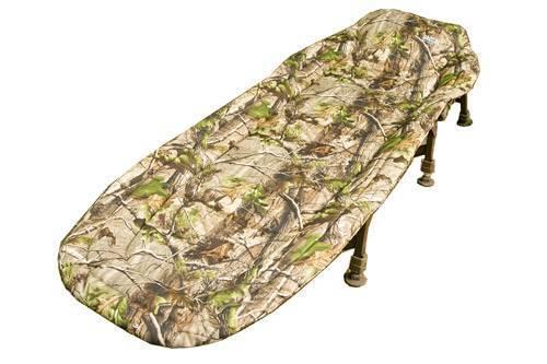 Trakker jackal camo bedchair