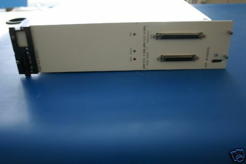 E1562D HP 75000 Series C Data Storage Module