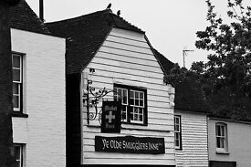 Bar Person Required Days, Evenings & Weekends Ye Olde Smugglers Inne Alfriston East Sussex