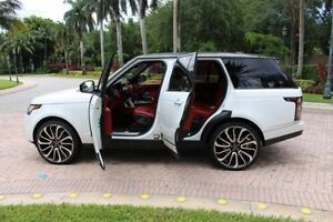 Looking for 2015 + range rover autobiography