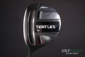 (LH) Adams Tight Lies 3 Wood