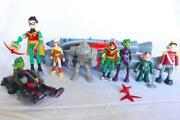 Teen Titans Action Figures