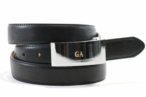 Giorgio Armani Mens Leather Belt   eBay