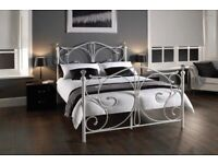 AVAILABLE TODAY New 4ft6 Double beds 5+ to choose from in store now Only £99-£299