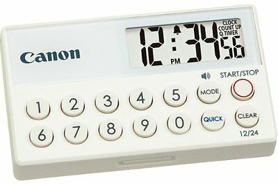 Canon kitchen timer CT-40-WH SB (White) antibacterial specification japan