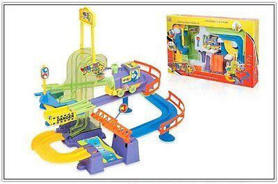 Railroad Play Set TC02A , Kids Best Electry
