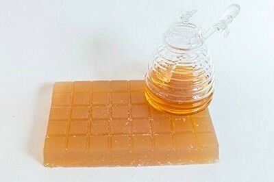 4lbs. Honey Melt & Pour Soap Base - +FREE SHIPPING!!!