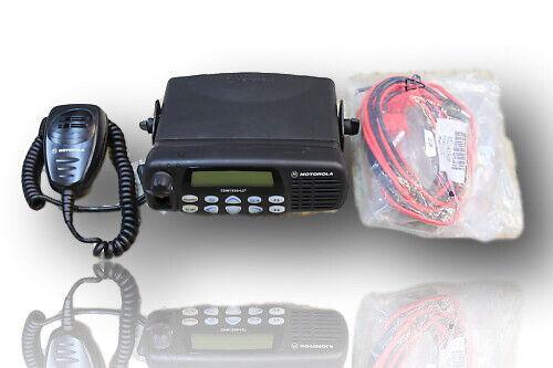 Motorola CDM1550 LS+ VHF 25 Watt 160 Ch 136-174 Mhz