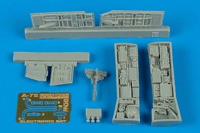 Aires 1/48 A-7E Corsair II electronic bay for Hasegawa kit 4349/*