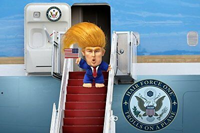 PRESIDENT DONALD TRUMP COLLEC TROLL DOLL MAKE AMERICA GREAT AGAIN FIGURE