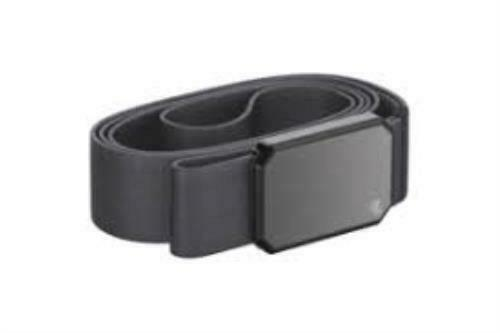 GROOVE LIFE BELT B1-001-OS GUN METAL/BLACK NEW IN A BOX ONE SIZE FITS MOST