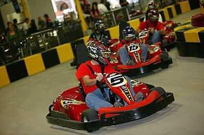 Indoor Go Kart Track Start Up Business Plan NEW