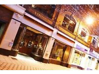 PT & FT Bar Tender, Team Leader & Assistant Manager positions available at City Centre Cocktail Bar