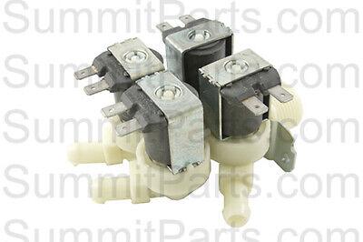 Oem Factory Original 4-way Inlet Valve For Continental Girbau - G129411 129411