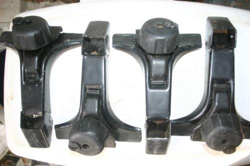 Roof Rack Clamps Ebay