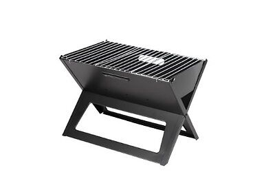 Fire Sense Notebook Charcoal Grill , New, Free Shipping