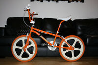 BMX GT PERFORMER Mags Freestyle Show Bike Vintage