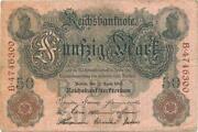 1000 Reichsmark 1910