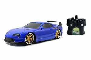 NEW: Jada Toys HyperChargers Tuner RC Toyota Supra Vehicle 1/16
