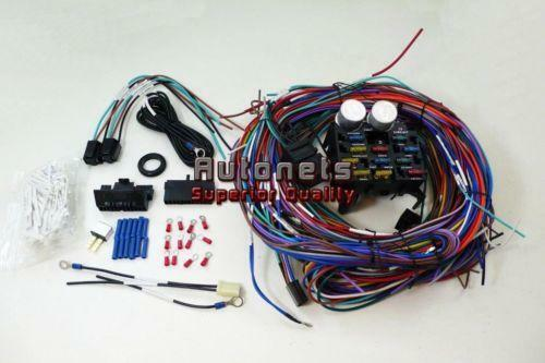 painless wire harness for v8 s10 painless wire harness connectors