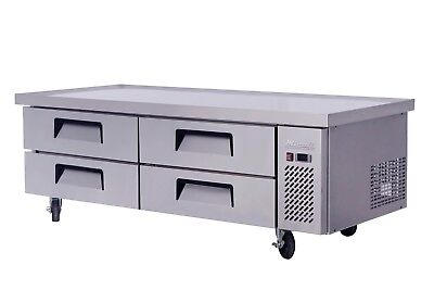Migali C-cb72-76 76 Refrigerated Chef Base Free Shipping