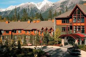 Canmore Time Share for Sale (1 week)