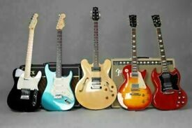 Cash paid for your guitar, top prices