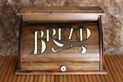 Porcelain Bread Box