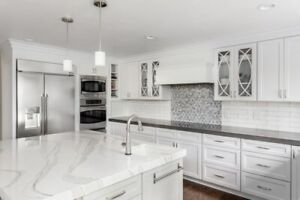 DOING A KITCHEN RENOVATION? CALL THE COUNTER TOP PROFESSIONALS