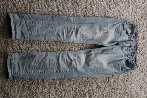 jeans mit l chern ebay. Black Bedroom Furniture Sets. Home Design Ideas