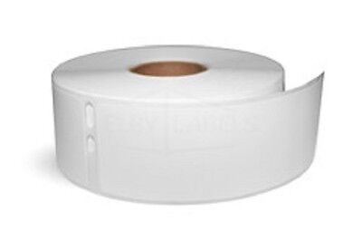 Labels And More Dymo Compatible Wh 30252 Removable 1-18x3-12 350roll 4 Rls