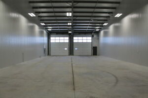 Commercial/Industrial Truck & Shop Bays for Rent in Whitecourt