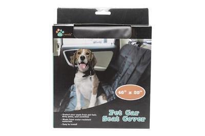 """PET TRENDS HAMMOCK PET CAR TRUCK SUV SEAT COVER 46"""" x 55"""" DOG CAT BRAND NEW NIB"""