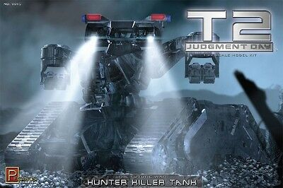 Pegasus Hobby [PGH] 1:32 T2 Hunter Killer Tank Plastic Model Kit 9015 PGH9015