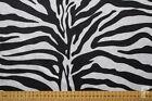 Zebra Print Craft Fabrics