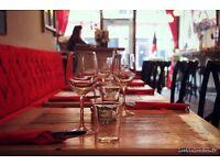 Kitchen Porter needed- £8 per hour-