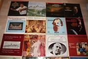 Schallplatten Klassik