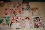 Brides Magazine Lot