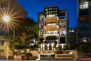 Welcome home to the most exclusive boutique residence in Downtow