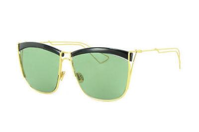 5fd132f44bda8 New Christian Dior Dior So Electric MY2DJ 58 Gold Black Women s Sunglasses