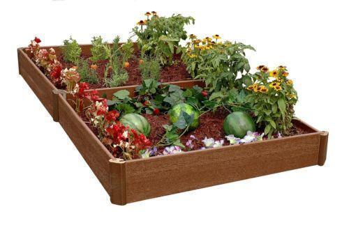 Raised Garden Box Ebay