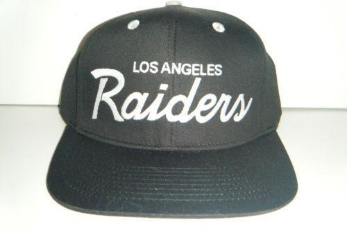 4416f702226 Los Angeles Raiders Hat